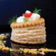 Vol au vent con insalata di calamari | Cassibba ricette