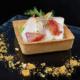 Insalata di baccalà in canestro con arance e cipolla cruda | Cassibba ricette