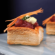 Sfogliette con tartara di tonno e cetriolo | Cassibba ricette
