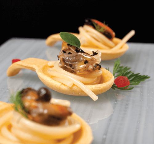Spaghetti vongole e cozze al cucchiaio | Cassibba ricette