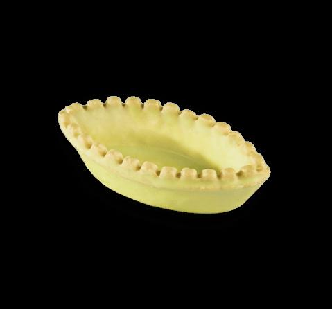 Barchetta glassata al limone | Cassibba | Prodotti dolciari