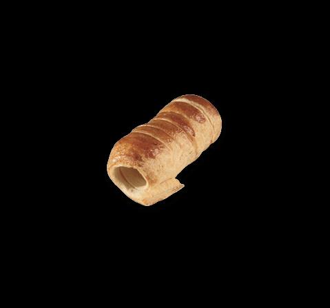 Cannolo sfoglia grande | Cassibba | Prodotti dolciari
