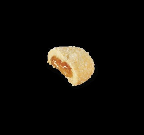 Gocce ripiene albicocca | Cassibba | Prodotti dolciari