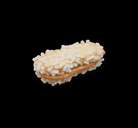 Lingue accoppiate albicocca | Cassibba | Prodotti dolciari