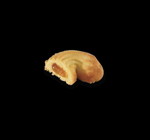 Mini esse albicocca | Cassibba | Prodotti dolciari