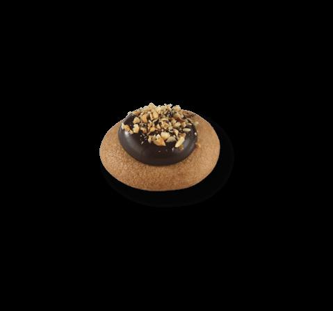 Occhi di bue mignon cioccolato | Cassibba | Prodotti dolciari