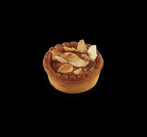 Tartelletta mignon ripiena cacao | Cassibba | Prodotti dolciari