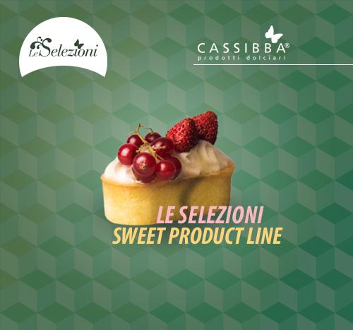 Cassibba | Prodotti Dolciari | Sweet Product Line